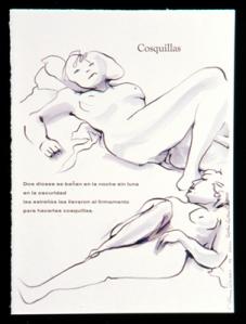 Cosquillas - Theresa Whitehill & Sophia Sutherland