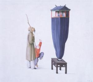Portable Puppet Show