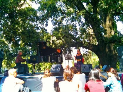 Arabesques performance, June 2012