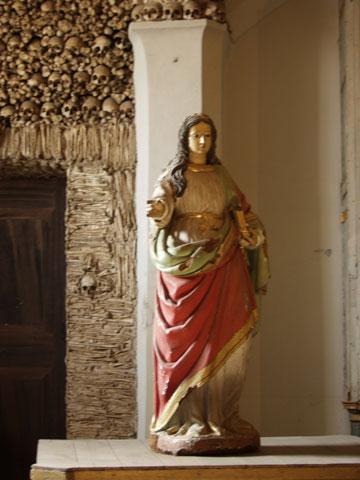 Chapel of the Bones - Evora