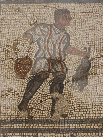 Conimbriga Mosaics, Roman-era