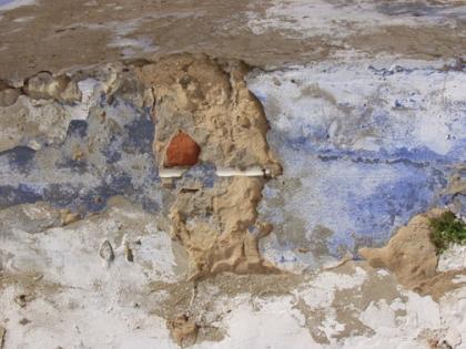 Wall Detail, Obidos