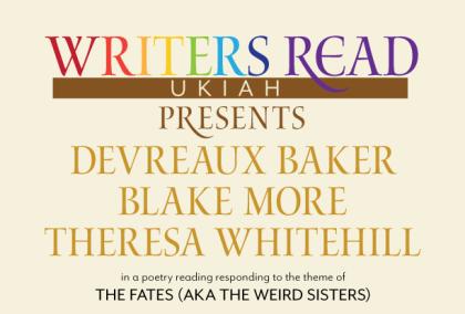 Writers Read presents