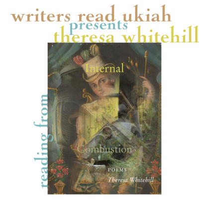 Writers Read September 2015: Theresa Whitehill