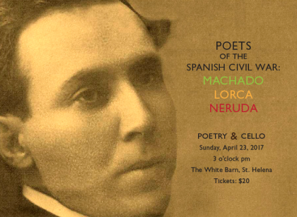 Poets of the Spanish Civil War