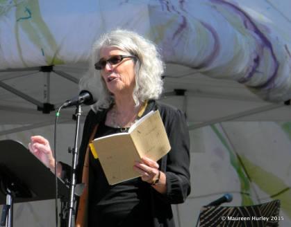 Poet Theresa Whitehill